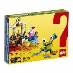 Lego® Brand Campaign Products Pasaulio linksmybės