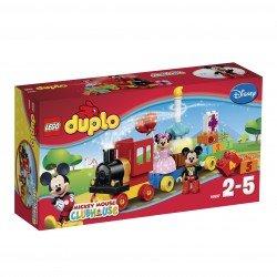 Lego® DUPLO® Mikio ir Minės gimtadienio paradas