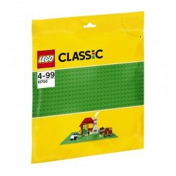 Lego® Classic Žalia pagrindo plokštė