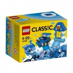 Lego® Classic Mėlynoji kūrybos dėžutė