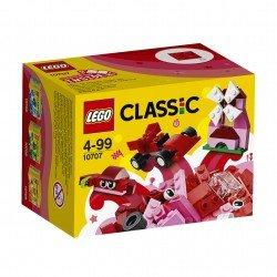 Lego® Classic Raudonoji kūrybos dėžutė