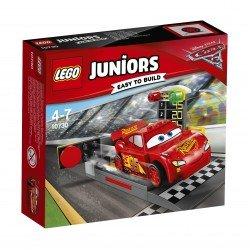 Lego Juniors Žaibo Makvino greitasis startas