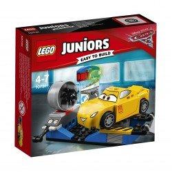 Lego Juniors Cruz Ramirez lenktynių simuliatorius