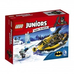 Lego® Juniors Batman™ prieš Mr. Freeze™