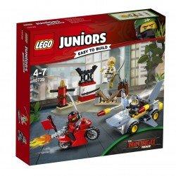 Lego® Juniors Ryklių puolimas