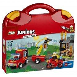 Lego® Juniors Ugniagesių rinkinys