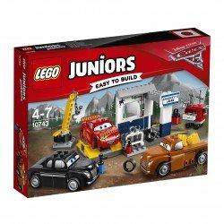 Lego Juniors Šerifo autoservisas