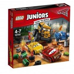 Lego Juniors Pašėlusio 8-eto lenktynės Griaustinio slėnyje
