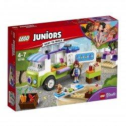 Lego® Juniors Mia ekologiško maisto turgelis