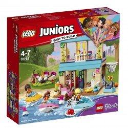 Lego® Juniors Stephanie namas prie ežero