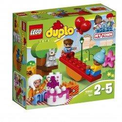 Lego® DUPLO® Town Gimtadienio iškyla