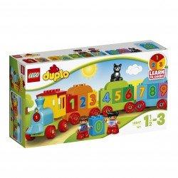 Lego® DUPLO® Creative Play Skaičių traukinys
