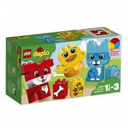 Lego® DUPLO My First Mano pirmasis gyvūnėlių galvosūkis
