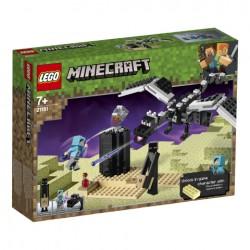 Lego® Minecraft™ Mūšis Pabaigos dimensijoje