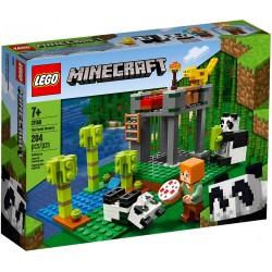 Lego® Minecraft™ Pandų jauniklių darželis