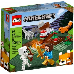 Lego® Minecraft™ Nuotykis taigoje