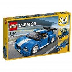 Lego Creator Turbo lenktyninis automobilis