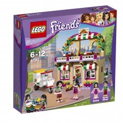Lego® Friends Hartleiko picerija