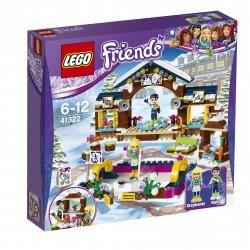 Lego Friends Slidinėjimo kurorto čiuožykla