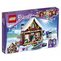 Lego Friends Slidinėjimo kurorto trobelė