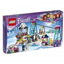 Lego Friends Slidinėjimo kurorto keltuvas