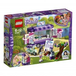 Lego® LEGO Friends Emma meno dirbinių kioskas