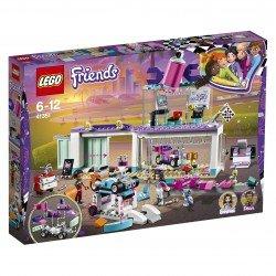 Lego® LEGO Friends Automobilių puošybos dirbtuvės