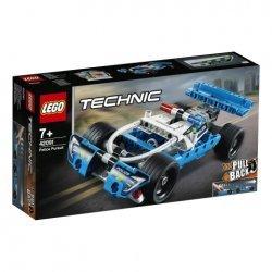 Lego® Technic Policijos persekiojimas