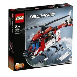 Lego® Technic Gelbėjimo sraigtasparnis