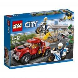 Lego® City Police Vilkiko bėdos