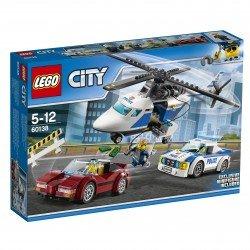 Lego® City Police Pašėlusios gaudynės