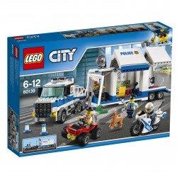 Lego® City Police Mobilusis valdymo centras