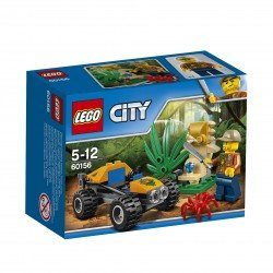 Lego City Jungle Explorers Džiunglių bagis