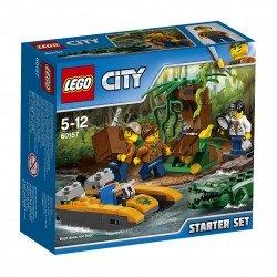 Lego City Jungle Explorers Džiunglių rinkinys pradedantiesiems