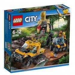 Lego City Jungle Explorers Džiunglių visureigio užduotis