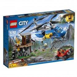 Lego® City Police Suėmimas kalnuose
