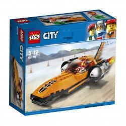 Lego® City Great Vehicles Automobilis greičio rekoridininkas