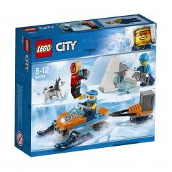 Lego® City Arctic Expedition Arkties tyrimų komanda