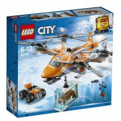 Lego® City Arctic Expedition Arkties krovininis orlaivis