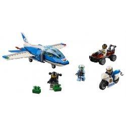 Lego® City Sky Police Parachute Arrest