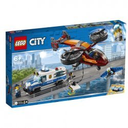 Lego® City Sky Police Diamond Heist