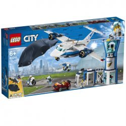 Lego® City Sky Police Air Base