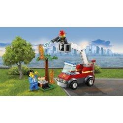 Lego® City Fire Kepsninės gaisras