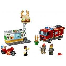Lego® City Mėsainių baro gaisro gesinimas