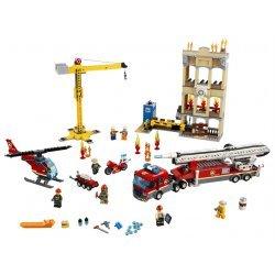 Lego® City Fire Miesto gaisrininkų brigada