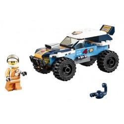 Lego® City Great Vehicles Dykumų ralio automobilis