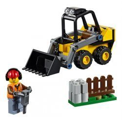 Lego® City Great Vehicles Statybinis krautuvas