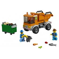 Lego® City Great Vehicles Šiukšliavežė