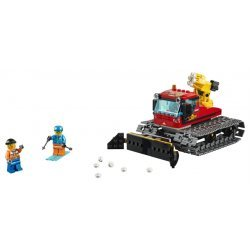 Lego® City Great Vehicles Sniego valytuvas