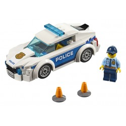Lego® City Police Patrol Car